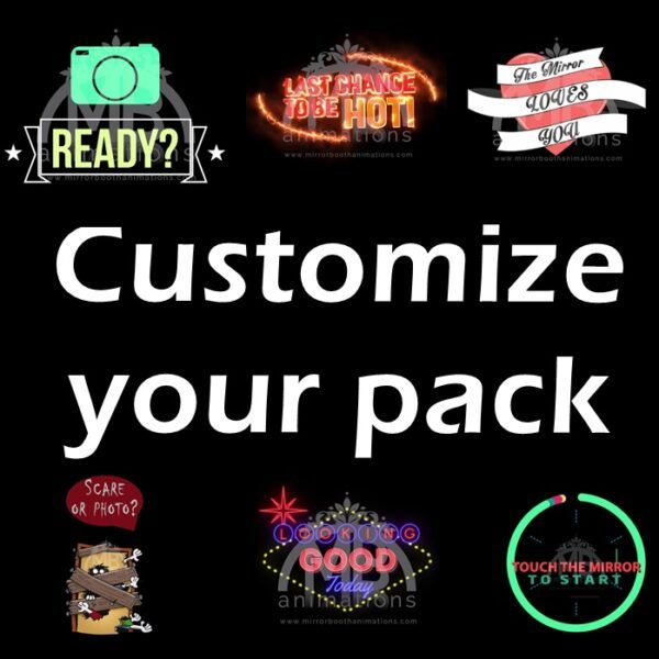 Customize your Pack